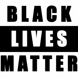 #blacklivesmatter - Black lives matter - profile picture overlay filter