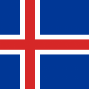 Iceland flag profile picture overlay