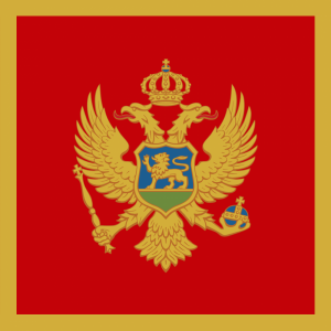 Montenegro flag profile picture overlay