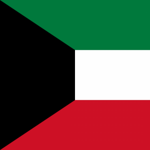 Kuwait flag profile picture overlay