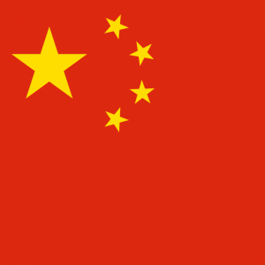 China flag profile picture overlay