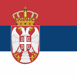Serbia flag profile picture overlay